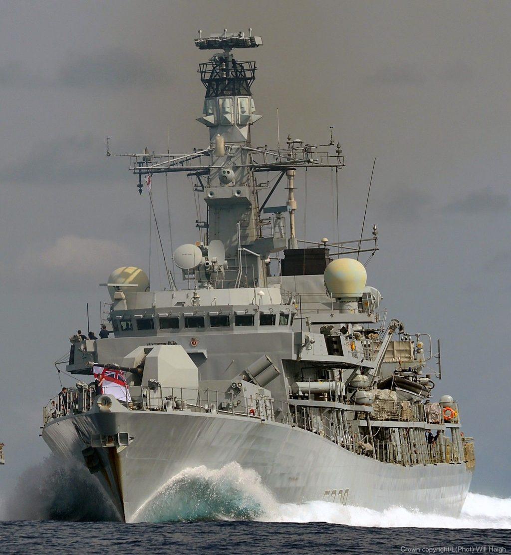 HMS Lancaster, Type 23
