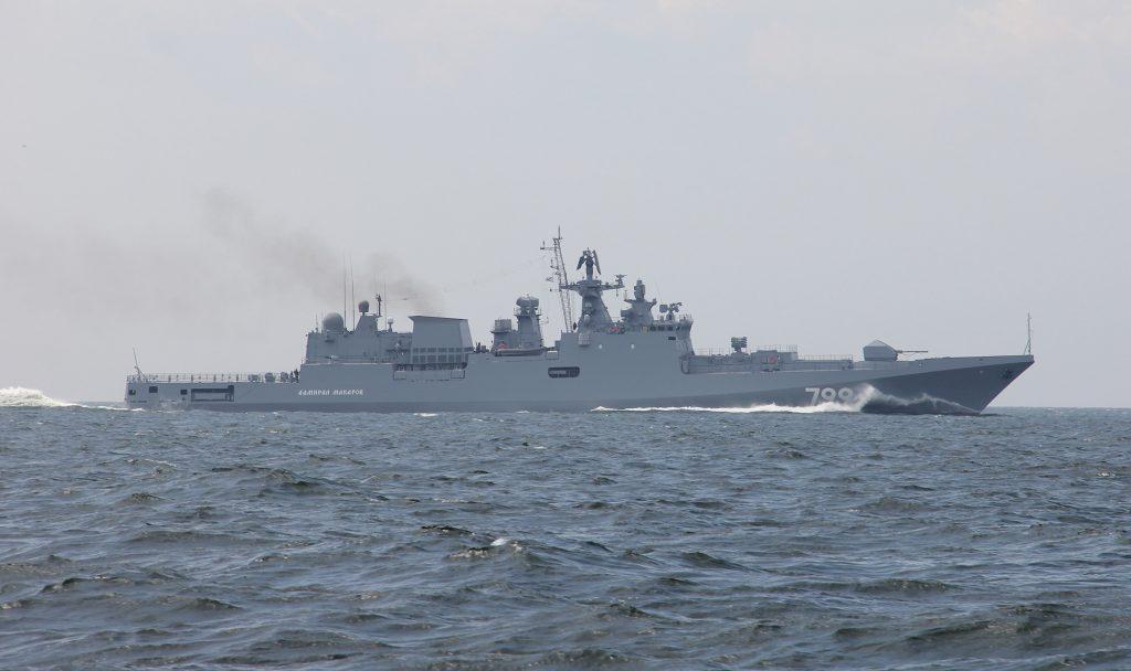 Fragata Almirante Makarov, Project 11356