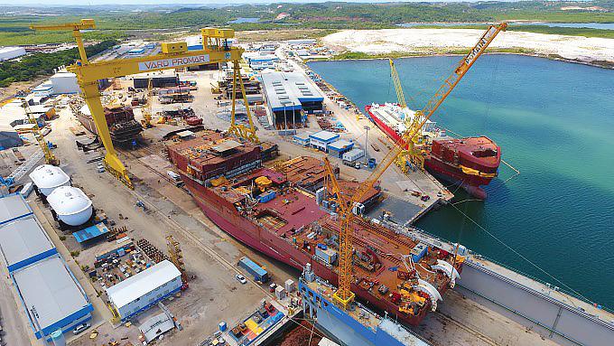 Resultado de imagem para licitação das quatro corvetas da Marinha do Brasil