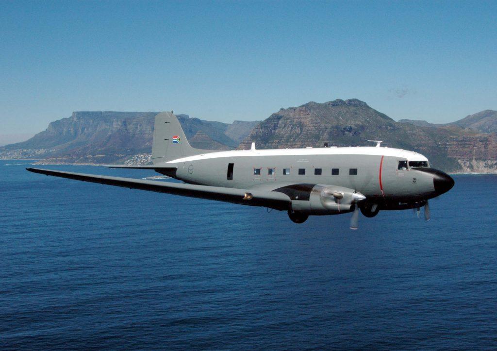 C-47TP da Força Aérea da África do Sul