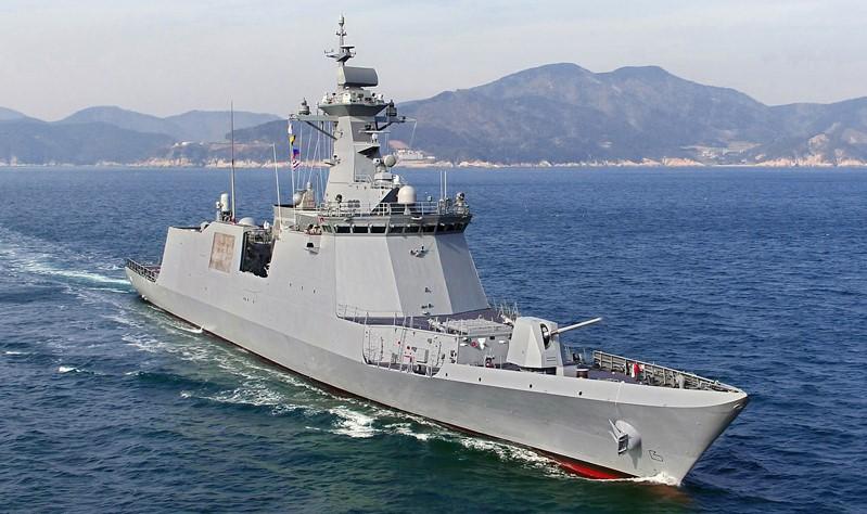 FFX-II, classe Daegu
