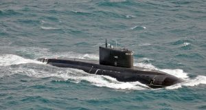Submarino Krasnodar, classe Improved Kilo