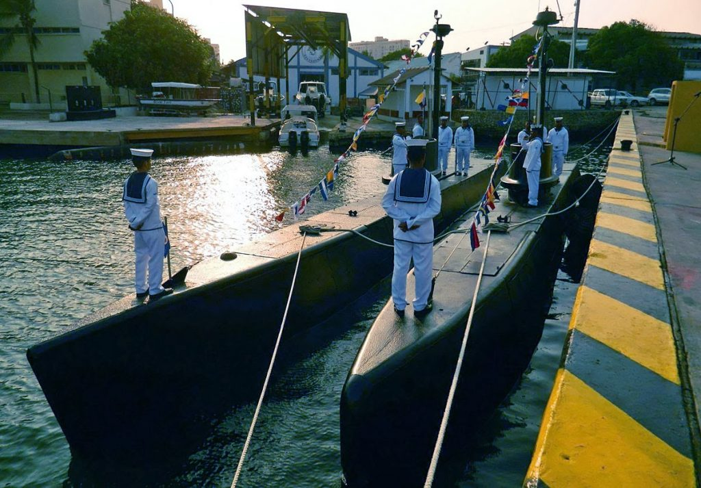 Submarinos SX-506