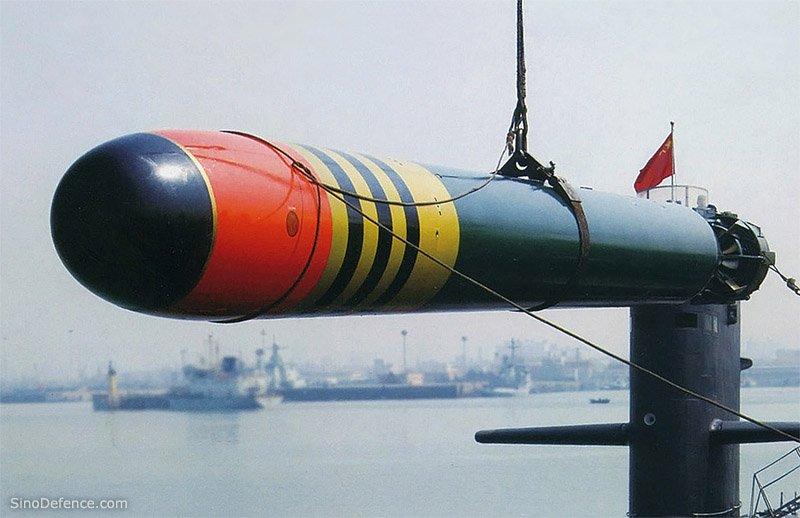Torpedo pesado chinês Yu-6
