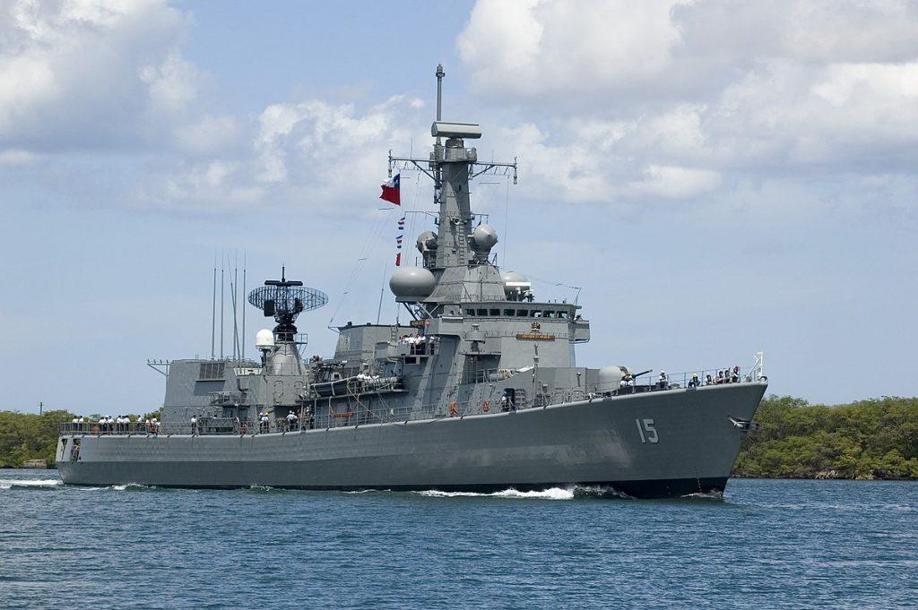 Fragata chilena Almirante Blanco Encalada (FF-15)