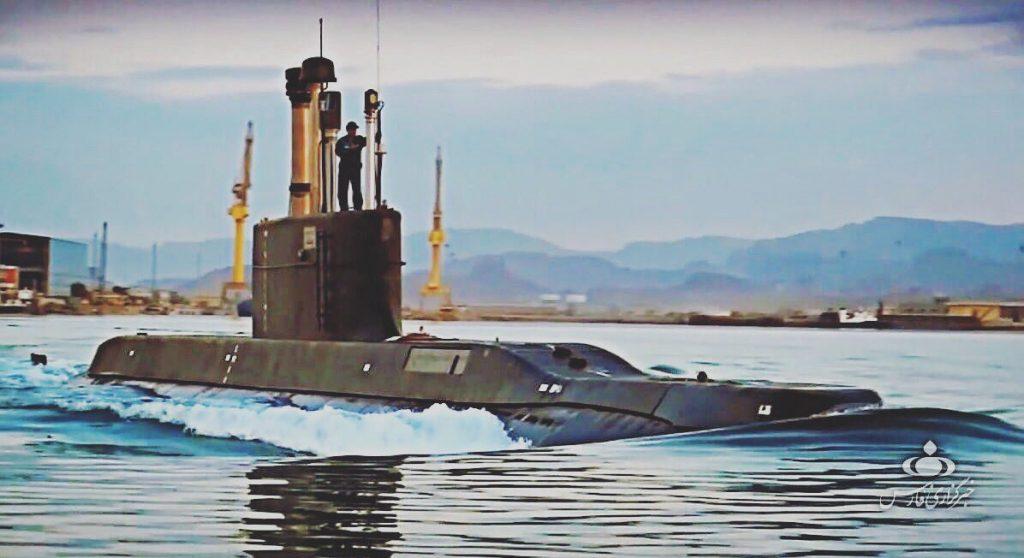 submarino Fateh