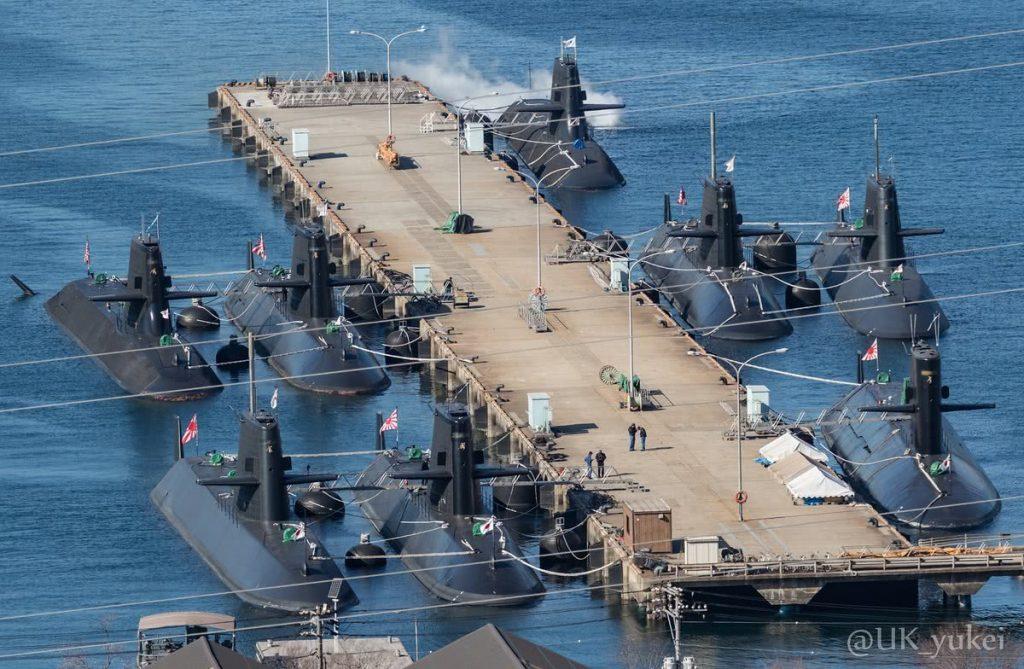 Submarinos da JMSDF