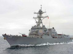 USS Spruance DDG 111
