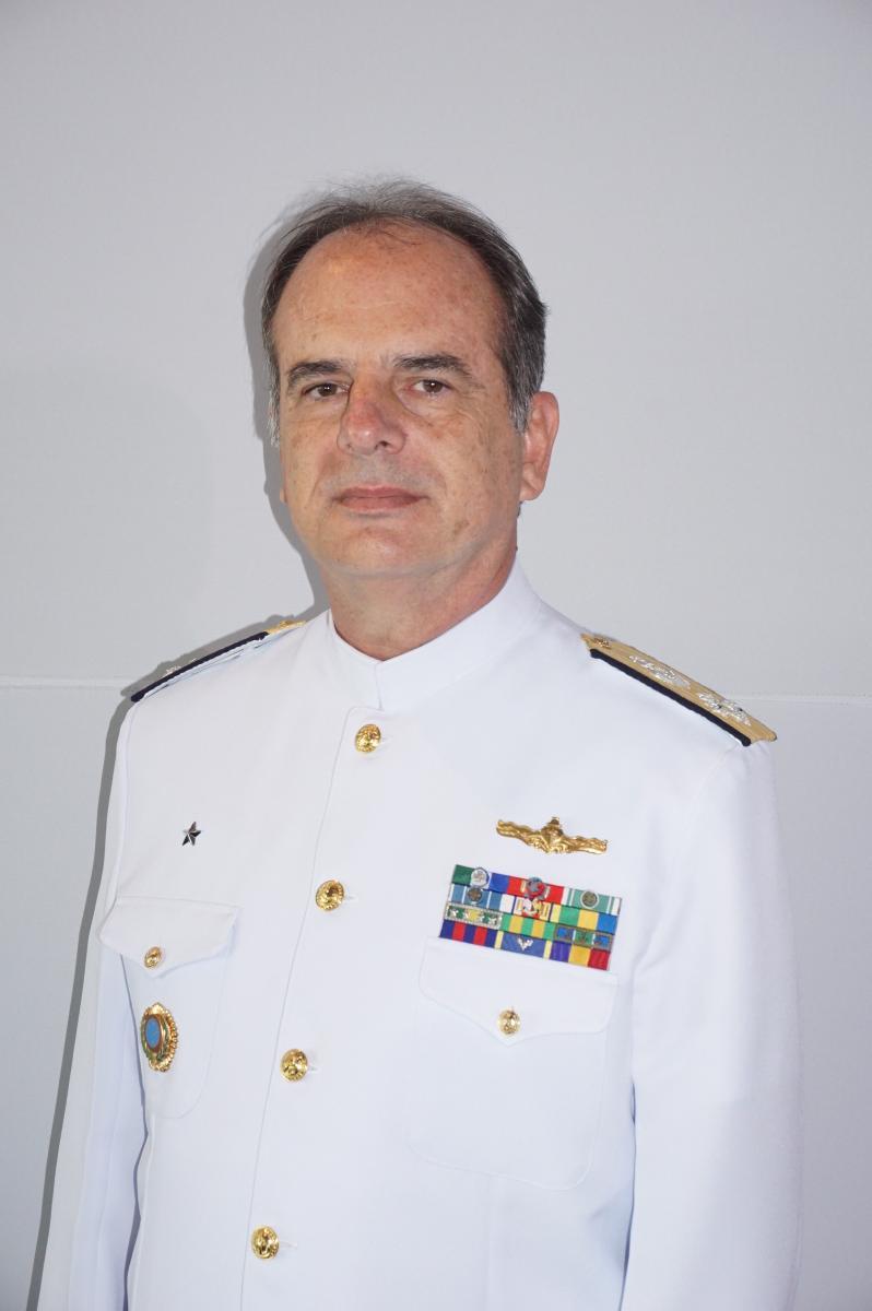 Almirante de Esquadra Liseo Zampronio