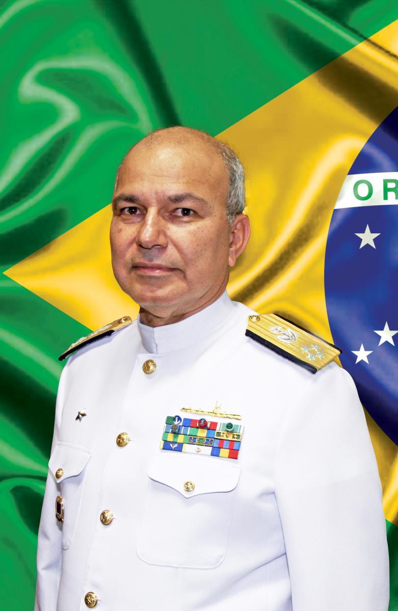 almirante de esquadra Celso Luiz Nazareth