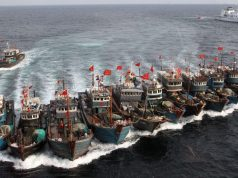 Pesqueiros chineses