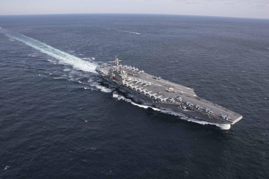 USS Abraham Lincoln (CVN 72)