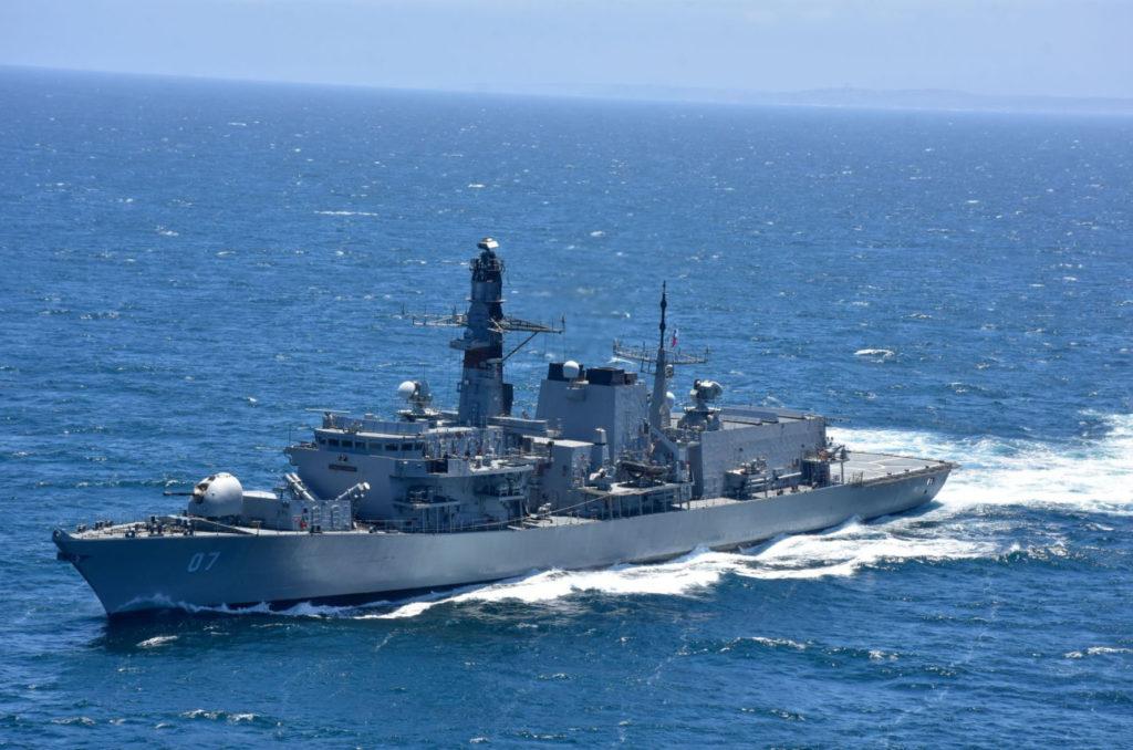 Fragata Almirante Lynch