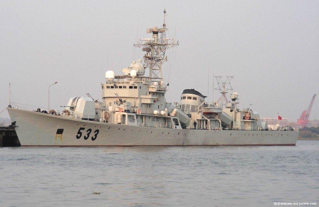 Type 053H1 Jianghu II
