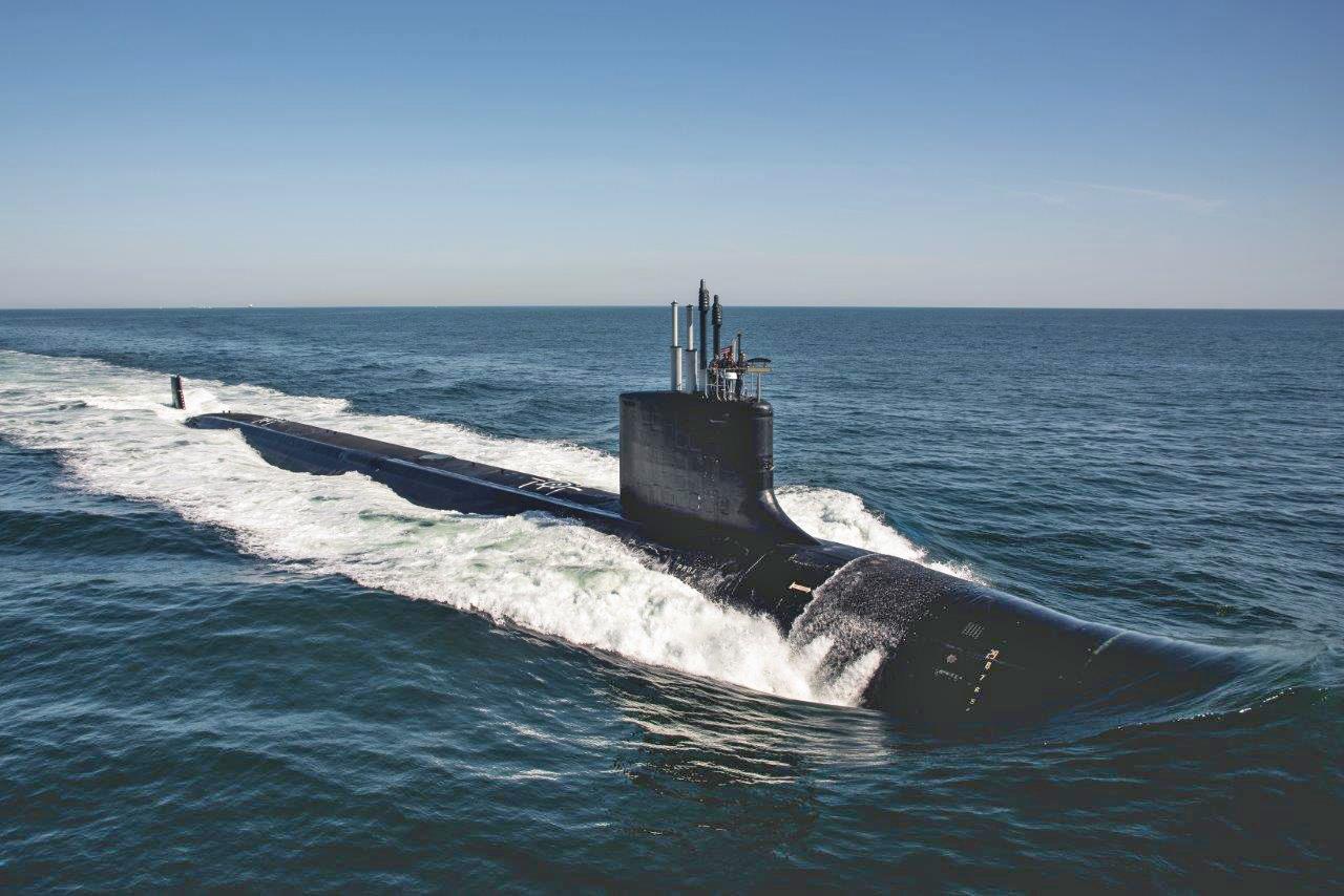 Futuro USS Delaware (SSN 791)