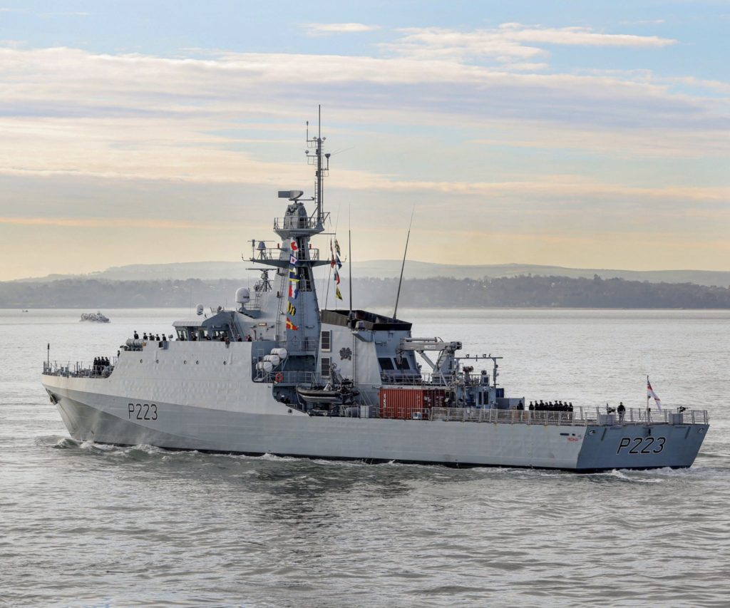 HMS Medway