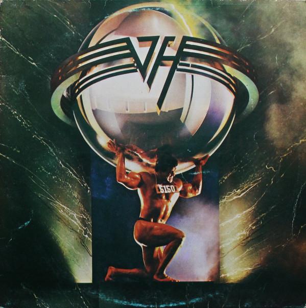 Álbum 5150 de Van Halen