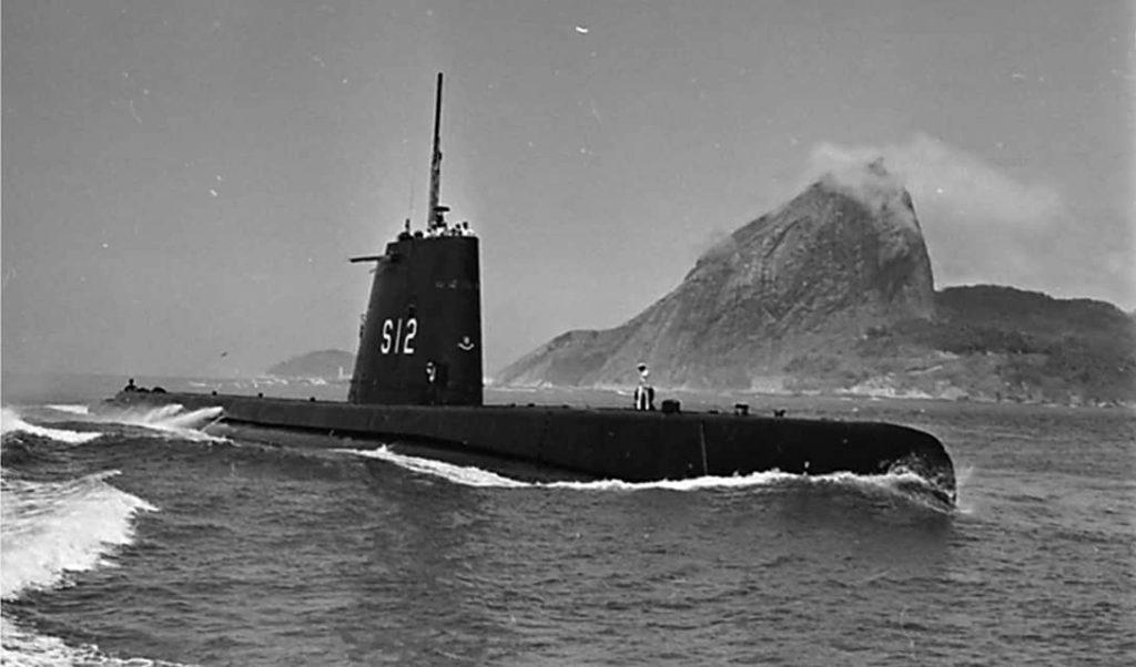 Submarino Bahia - S12