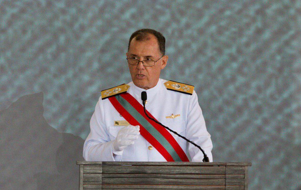 Almirante de Esquadra Ilques Barbosa Júnior