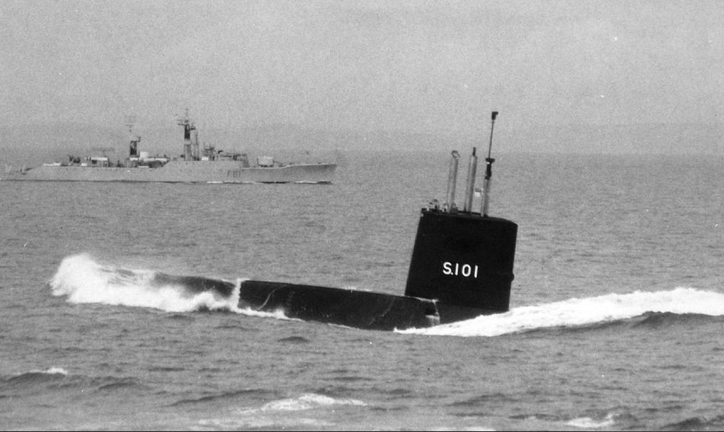 HMS Dreadnought (S101)