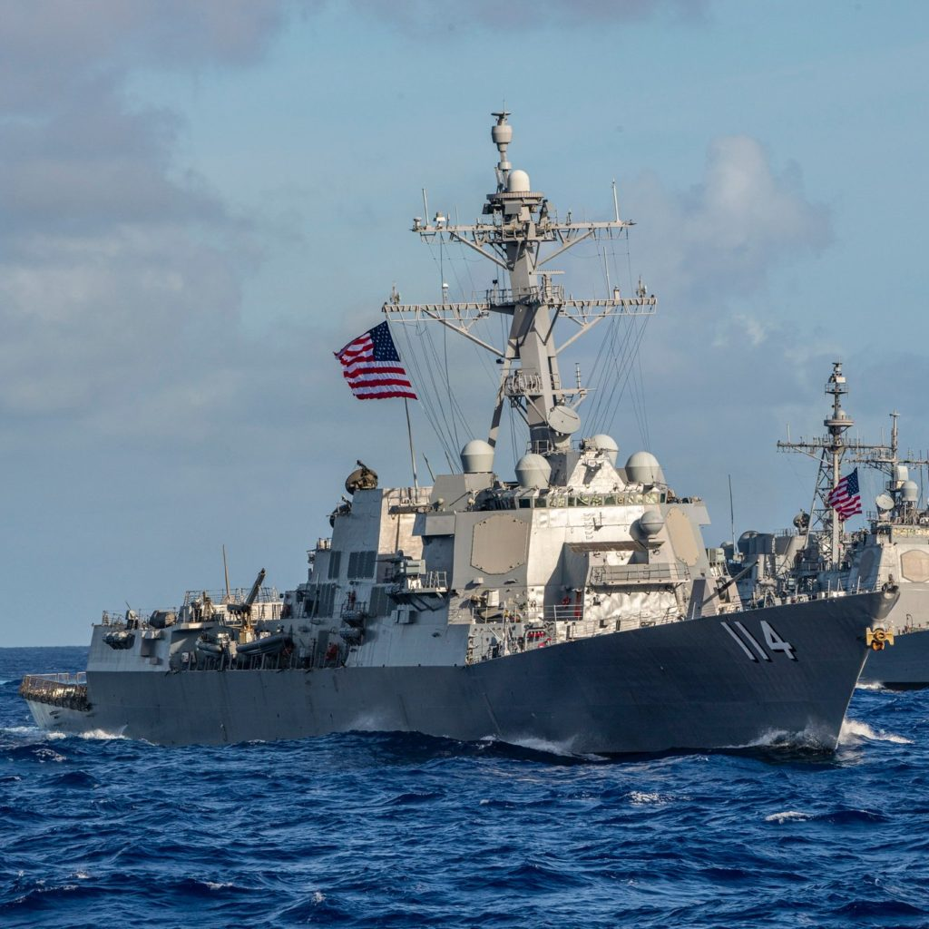 USS Ralph Johnson (DDG 114)
